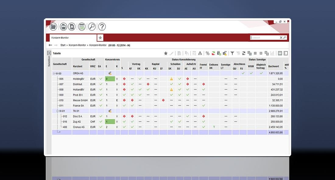 Software: IDL CPM Suite - Business Intelligence