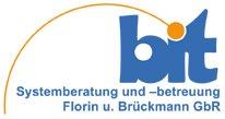 Firmenlogo Stephan Florin und Hartmut Brückmann GbR bit Systemberatung und -betreuung Brandenburg an der Havel
