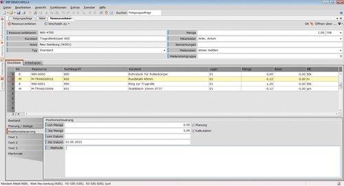 7. Produktbild COBUS ERP/3 – mehr als nur ERP
