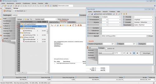 2. Produktbild COBUS ERP/3 – mehr als nur ERP