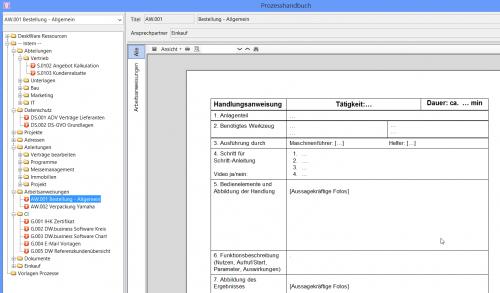 Prozesshandbuch