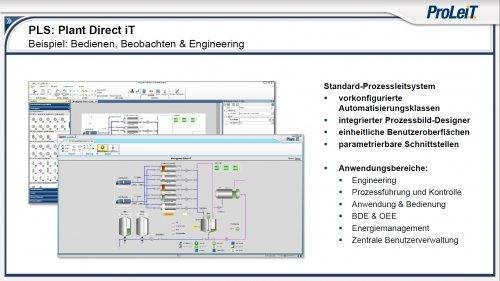 PLS - Plant Direct iT