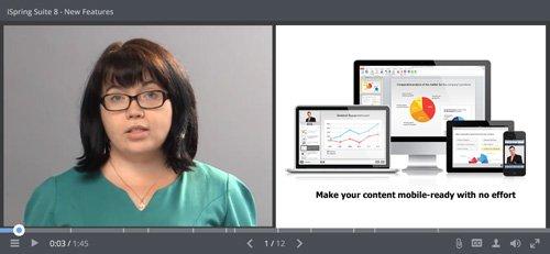 5. Produktbild iSpring-Suite - Erstellung von Umfragen, Test und Online-Training