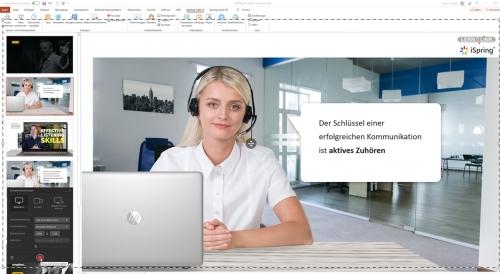 4. Produktbild iSpring-Suite - Erstellung von Umfragen, Test und Online-Training
