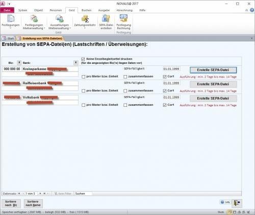 SEAP-Dateien erzeugen
