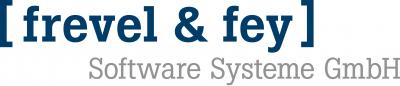 Firmenlogo [frevel & fey] Software Systeme GmbH München