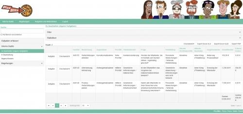 Portal_Aufgabenportal_zu bearbeitende Aufgaben
