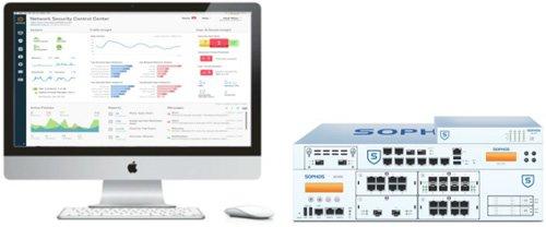 2. Produktbild Sophos XG Security