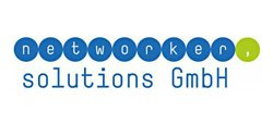 Firmenlogo networker, solutions GmbH Hamburg