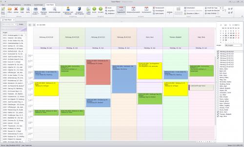 Termin- & Außendienstplan