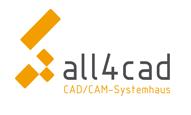 Firmenlogo all4cad GmbH Kreuztal