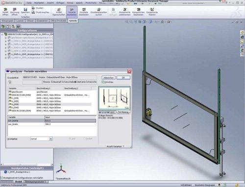 2. Produktbild speedy/PDM - Dokumentenmanagement