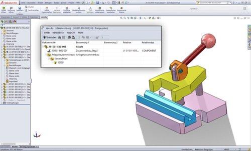 6. Produktbild speedy/PDM - Dokumentenmanagement