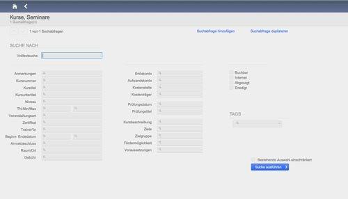 13. Produktbild Marva - Seminarverwaltungssoftware