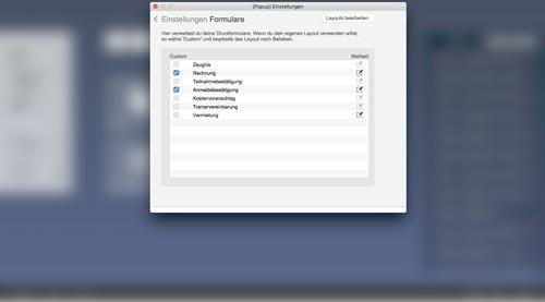 8. Produktbild Marva - Seminarverwaltungssoftware
