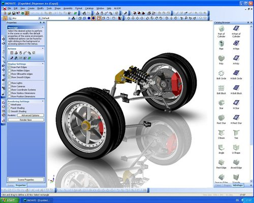 5. Produktbild IronCAD Design Collaboration Suite 2014