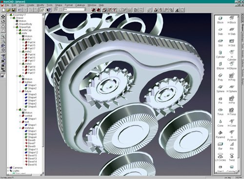 6. Produktbild IronCAD Design Collaboration Suite 2014