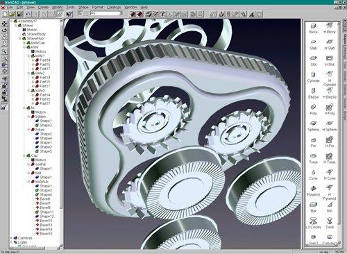 6. Produktbilld IronCAD Design Collaboration Suite 2014