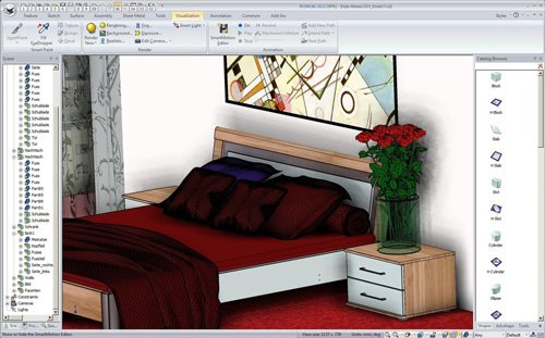 9. Produktbild IronCAD Design Collaboration Suite 2014