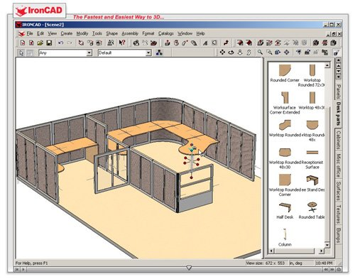 10. Produktbild IronCAD Design Collaboration Suite 2014