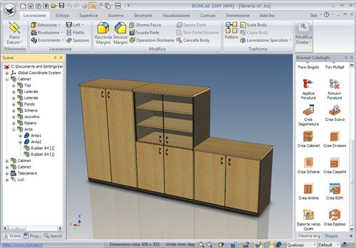 11. Produktbild IronCAD Design Collaboration Suite 2014