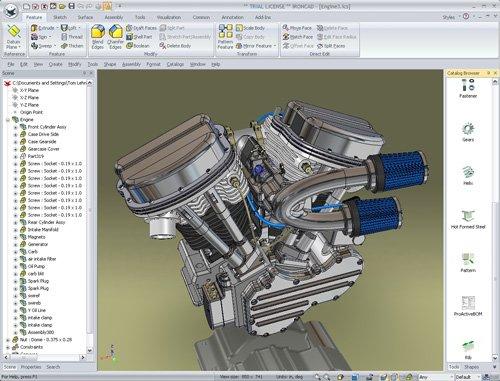 7. Produktbild IronCAD Design Collaboration Suite 2014