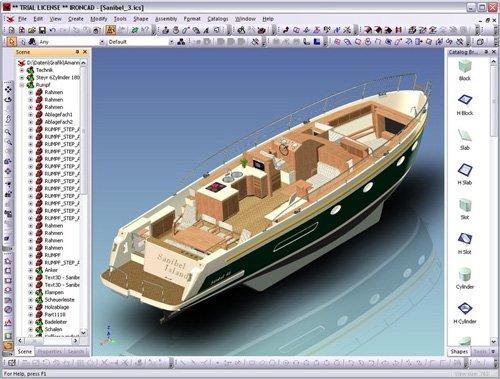 13. Produktbild IronCAD Design Collaboration Suite 2014