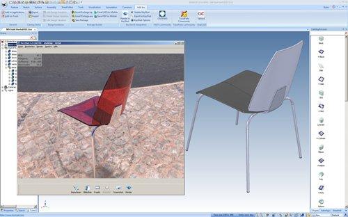 16. Produktbild IronCAD Design Collaboration Suite 2014