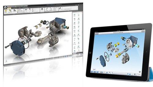 1. Produktbild IronCAD Design Collaboration Suite 2014