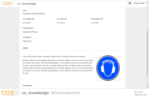 co_ knowledge
