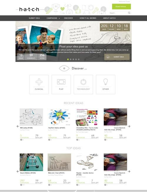 5. Produktbild Qmarkets - Innovationsmanagement