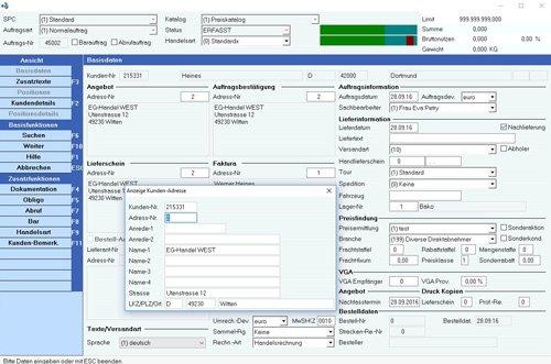 3. Produktbild Digisale - das ERP-System