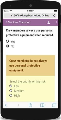 2. Produktbild Online Prevention Kit - Gefährdungsbeurteilung