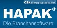 HAPAK - Die Branchensoftware seit 1990