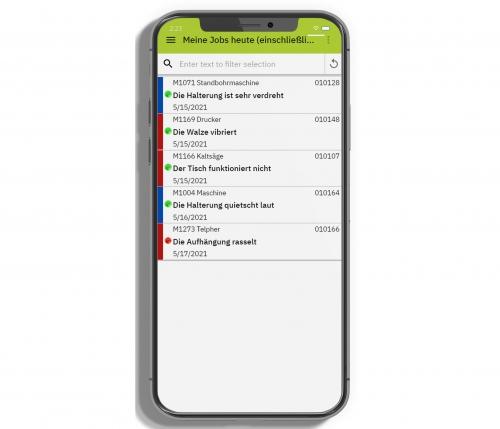 5. Produktbild MaintMaster - Wartungssoftware