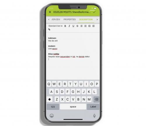 6. Produktbild MaintMaster - Wartungssoftware