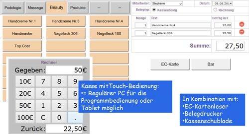 7. Produktbild Simple Webapps/a-app - Software für medizinische Praxen
