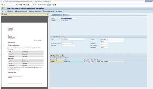 2. Produktbild DirectDocumentControl