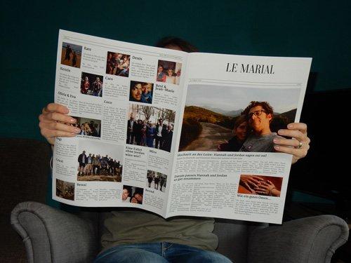 1. Produktbild Mein Extrablatt - Zeitungsgenerator