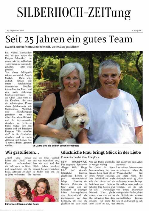 6. Produktbild Mein Extrablatt - Zeitungsgenerator