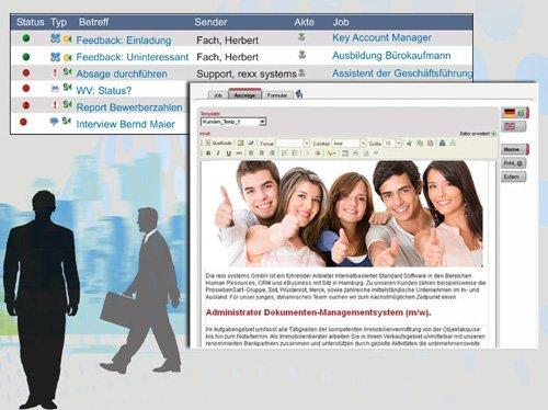 3. Produktbild rexx Recruitment Enterprise