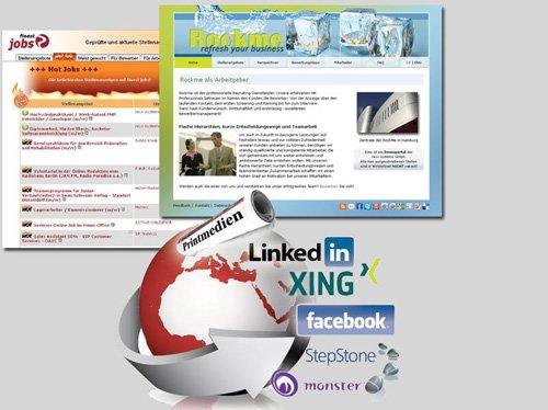 1. Produktbild rexx Recruitment Enterprise