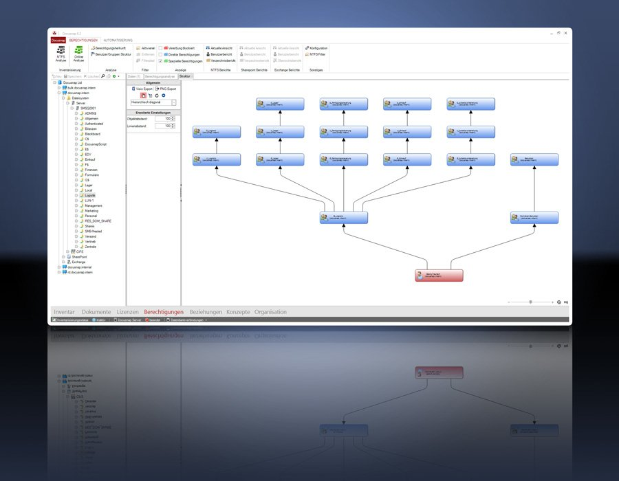 10. Produktbild Docusnap - Softwarelösung IT Dokumentation