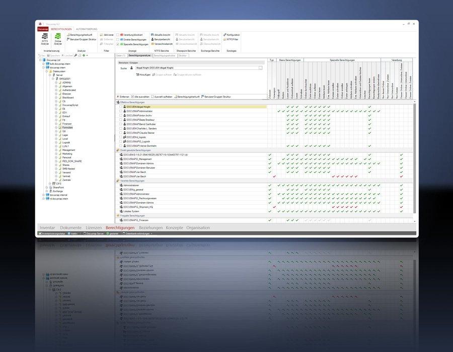 3. Produktbild Docusnap - Softwarelösung IT Dokumentation