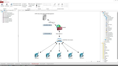 4. Produktbild Docusnap - Softwarelösung IT Dokumentation