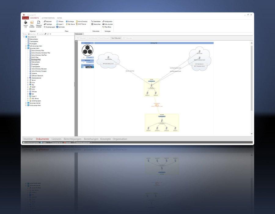 5. Produktbild Docusnap - Softwarelösung IT Dokumentation
