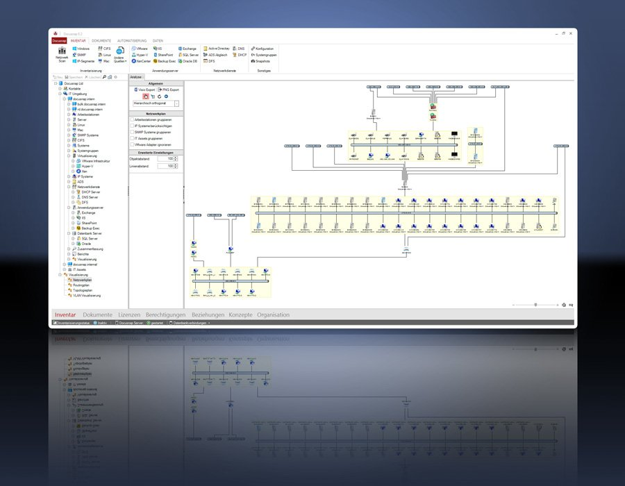 8. Produktbild Docusnap - Softwarelösung IT Dokumentation