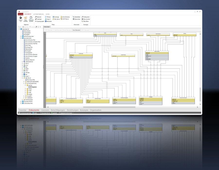 9. Produktbild Docusnap - Softwarelösung IT Dokumentation