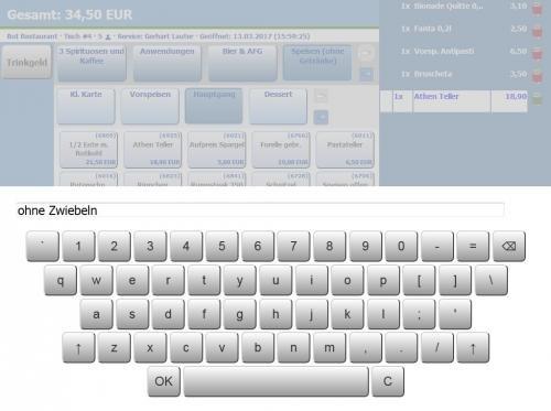 3. Produktbild MY POS - das webbasierte Kassensystem