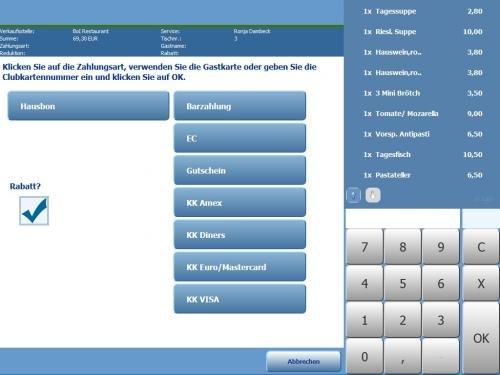 5. Produktbild MY POS - das webbasierte Kassensystem